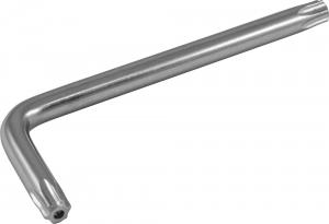 TTKS45 Ключ торцевой T-TORX® короткий с центрированным штифтом, T45H