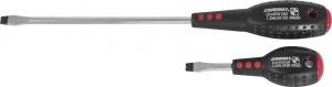 Отвертка шлицевая Full Star SL 1,0х5,5х125, 220 мм JONNESWAY