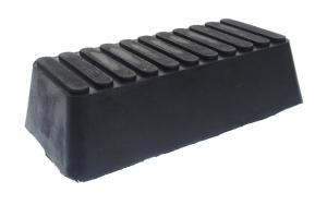 Проставка для подъемника резиновая 19.5X10X5см JTC