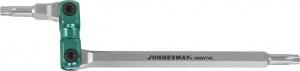 Ключ торцевой карданный TORX® Т20 JONNESWAY