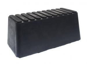 Проставка для подъемника резиновая 19.5X10X8.5см JTC