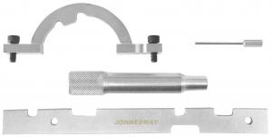 Набор приспособлений для ремонта и регулировки фаз ГРМ двигателей OPEL/GM 1.0, 1.2, 1.4 л JONNESWAY