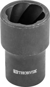"""BES1222 Головка торцевая спиральная для поврежденного крепежа 1/2""""DR, 22 мм"""
