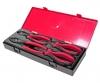 Набор инструментов губцевых 4 предмета (пассатижи, бокорезы) (кейс) JTC 10794