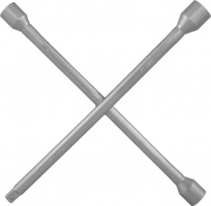 "CRTW35 Ключ баллонный крестообразный 17х19х21x1/2""DR, 350 мм Thorvik"