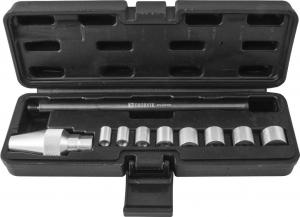 ACATS10 Оправка для центровки ведомого диска сцепления в наборе, 10 предметов Thorvik