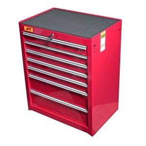 Шкаф инструментальный подкатной 7 секций JTC