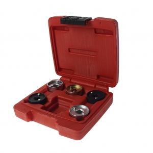 Набор приспособлений для снятия и установки золотника клапана фазорегулятора (VW, AUDI) 5шт JTC