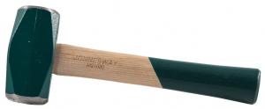 Кувалда с деревянной ручкой (орех), 1,36 кг JONNESWAY