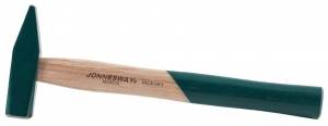 Молоток с деревянной ручкой (орех), 0,5 кг JONNESWAY