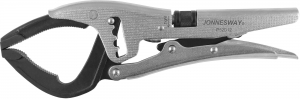 P52D12 Зажим ручной переставной с увеличенным трубным захватом, 300 мм, 0-93 мм