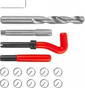 TRIS1415 Набор для восстановления резьбы M14x1.5, 15 предметов