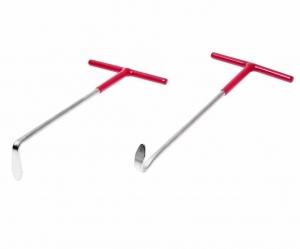 Набор крюков для снятия втулок крепления глушителя 2шт. JTC
