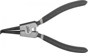 Щипцы для стопорных колец «загнутый разжим» 180 мм Thorvik ERBP180