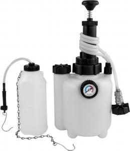 BCBS Приспособление с ручным приводом для замены тормозной жидкости