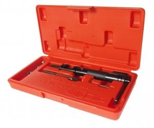 Набор инструментов для восстановления резьбы свечей зажигания (пружинная вставка М10х1.0) 5шт. JTC
