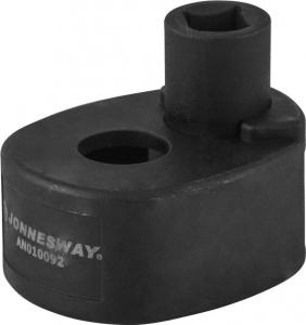 Многофункциональное приспособление для демонтажа рулевых тяг реечного РУ. 33-42 мм JONNESWAY