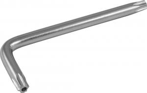 TTKS40 Ключ торцевой T-TORX® короткий с центрированным штифтом, T40H