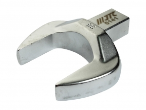 Насадка рожковая 38мм для динамометрического ключа JTC-6835 14х18мм JTC