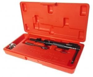 Набор инструментов для восстановления резьбы свечей зажигания (пружинная вставка М11х1.5) 5шт. JTC