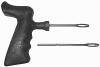 Игла для жгутов разборная с пистолетной ручкой (пластик) TRT75NT 26241