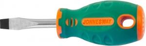 Отвертка стержневая шлицевая ANTI-SLIP GRIP, SL6.5х38 мм