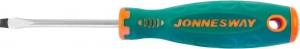 Отвертка стержневая шлицевая ANTI-SLIP GRIP, SL5.5х75 мм