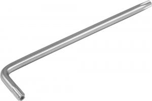 TTK27 Ключ торцевой T-TORX® с центрированным штифтом, T27H