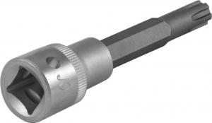 """Торцевая насадка 1/2""""DR с вставкой RIBE М10Sх100 мм, для болтов ГБЦ двигателей VAG JONNESWAY"""