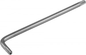 TTKL15 Ключ торцевой T-TORX® удлиненный с центрированным штифтом, T15H