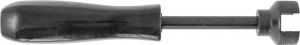 BRSC Приспособление для монтажа/демонтажа прижимных пружин колодок барабанных тормозных механизмов