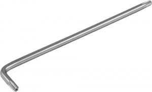 TTKL20 Ключ торцевой T-TORX® удлиненный с центрированным штифтом, T20H
