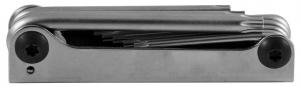 Набор угловых ключей Torx (в ключнице) Т9-Т40, 8 предметов JONNESWAY