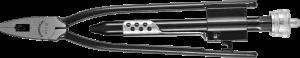 Плоскогубцы для скручивания проволоки (твистеры), 225 мм