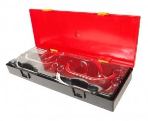 Набор ключей накидных С-образных в кейсе 6 предметов JTC