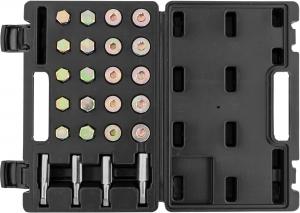 ODPRK1320 Набор для восстановления резьбы маслосливных отверстий, М13-М20, 64 предмета