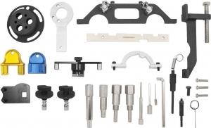 Универсальный набор приспособлений для ремонта и обслуживания двигателей OPEL JONNESWAY
