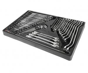 Набор инструментов для тележки инструментальной JTC-3931 (2-я секция) 45 предметов JTC