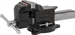 A90044 Тиски слесарные поворотные, 100 мм