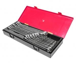 Набор ключей комбинированных 6-23мм в кейсе 17 предметов JTC
