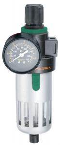 """Фильтры (влагоотделители) с регулятором давления для пневмоинструмента, 1/2"""" JONNESWAY"""