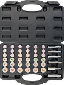 ODPRK1322 Набор для восстановления резьбы маслосливных отверстий, М13-М22, 114 предметов