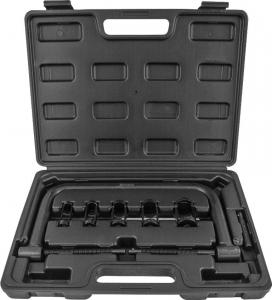 AVSCS2 Рассухариватель клапанов струбцинный в наборе с насадками, 16-30 мм, 8 предметов