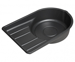 Емкость для слива масла 24л пластиковая (ванна) JTC