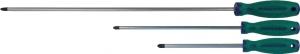 Отвертка стержневая крестовая ANTI-SLIP GRIP, PH1x300 мм