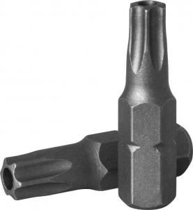 """Вставка-бита 1/4""""DR T-TORX®, T27H, 25 мм"""