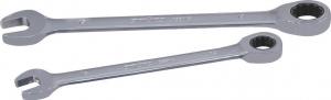 Ключ гаечный комбинированный трещоточный SNAP GEAR, 17 мм