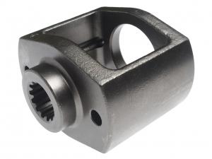Ремкомплект для пневмогайковерта JTC-7811 (39) корпус молотка JTC