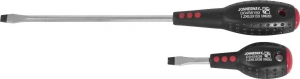 Отвертка шлицевая Full Star SL 1х5.5х75, 169 мм JONNESWAY