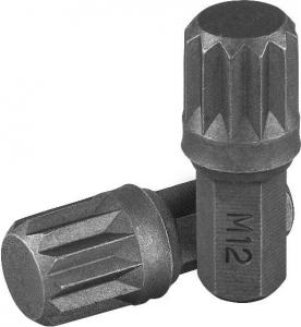 """556708 Вставка-бита 5/16""""DR SPLINE, M8, 30 мм"""